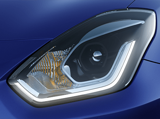LED Projector Headlamps & DRLs