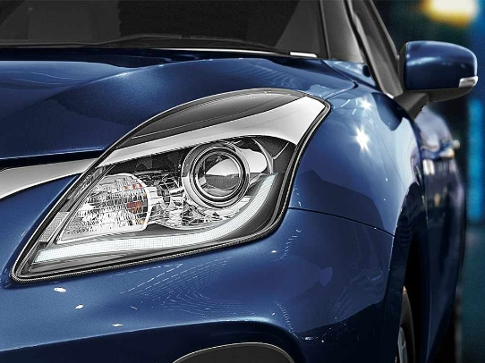 LED Projector Headlamps With LED DRLs